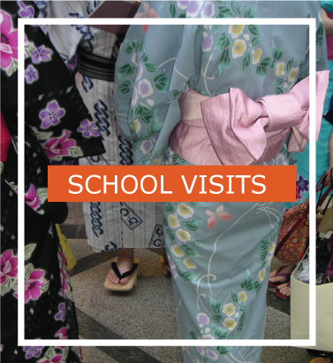Japanese School Visits
