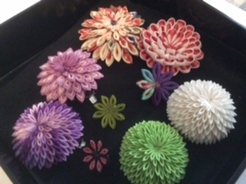 japanese-flowers-tsumami-zaiku